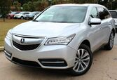 2014 Acura MDX ** TECHNOLOGY PACKAGE ** - w/ NAVIGATION & LEATHER SEATS