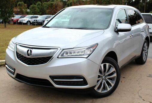 2014 Acura MDX ** TECHNOLOGY PACKAGE ** - w/ NAVIGATION & LEATHER SEATS Lilburn GA