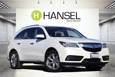 2014_Acura_MDX_3.5L Advance Pkg w/Entertainment Pkg_ Santa Rosa CA