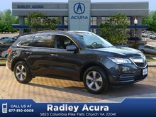 2014_Acura_MDX_3.5L SH-AWD_ Falls Church VA
