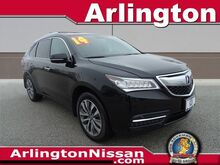 2014_Acura_MDX_3.5L Technology Package_ Arlington Heights IL