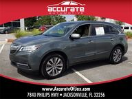 2014 Acura MDX 3.5L Technology Package Jacksonville FL