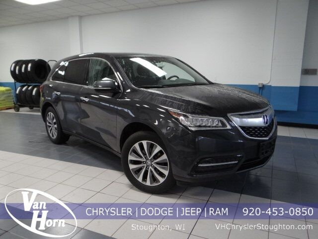 2014 Acura MDX 3.5L Technology Package Milwaukee WI
