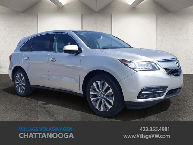 2014 Acura MDX 3.5L Technology Package SH-AWD Chattanooga TN