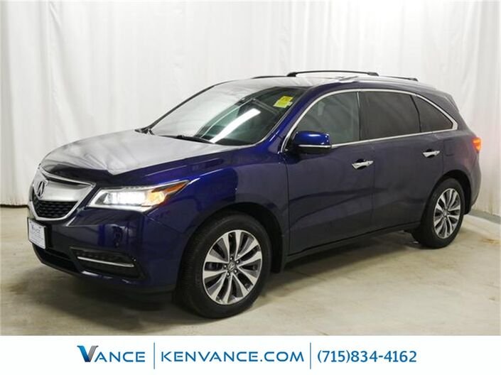 2014 Acura MDX 3.5L Technology Package SH-AWD Eau Claire WI