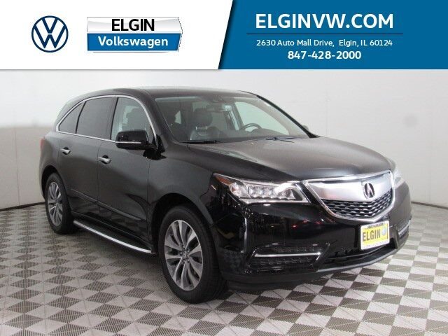 2014 Acura MDX 3.5L Technology Package SH-AWD Elgin IL