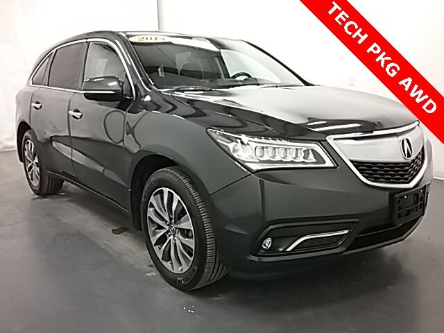 2014 Acura MDX 3.5L Technology Package SH-AWD Holland MI