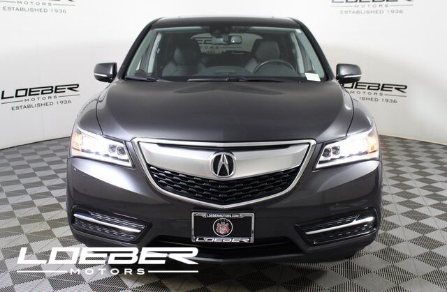 2014 Acura MDX 3.5L Technology Package SH-AWD Chicago IL