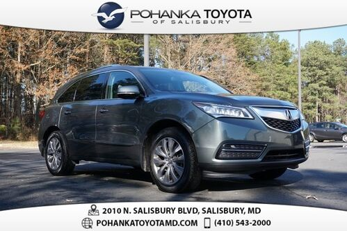 2014_Acura_MDX_3.5L Technology Package SH-AWD_ Salisbury MD