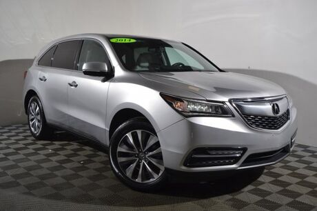 2014 Acura MDX 3.5L Technology Package SH-AWD Seattle WA
