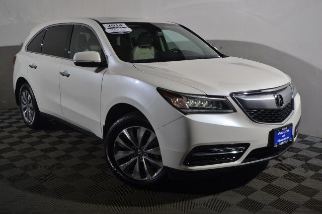 2014 Acura MDX 3.5L Technology Package Seattle WA