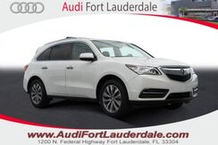 2014_Acura_MDX_3.5L Technology Package_ California