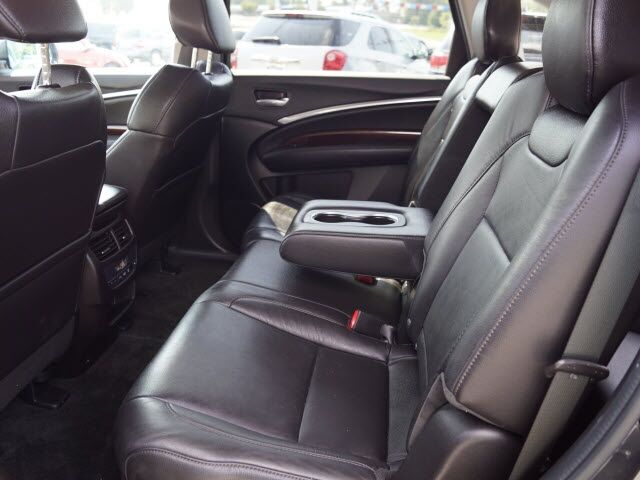 2014 Acura MDX 3.5L Technology Package