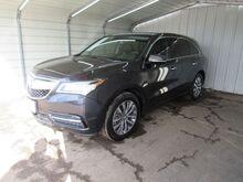 2014_Acura_MDX_6-Spd AT w/Tech Package_ Dallas TX