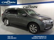 2014_Acura_MDX_AWD ELITE PKG - *Local/SERVICE RECORDS AVAILABLE*_ Winnipeg MB