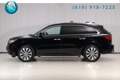 2014 Acura MDX AWD Tech Pkg West Chester PA