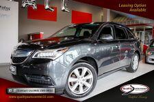 2014 Acura MDX Advance/Entertainment Pkg 1-Owner