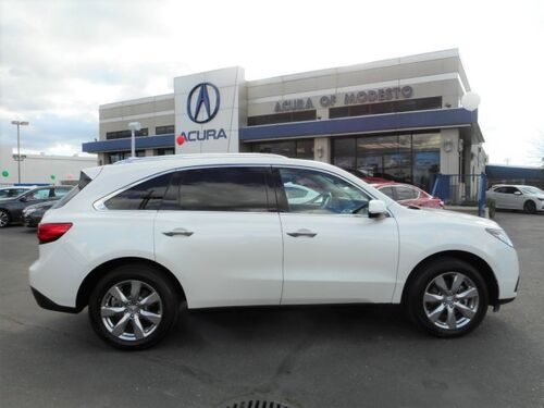 2014_Acura_MDX_Advance/Entertainment Pkg_ Modesto CA