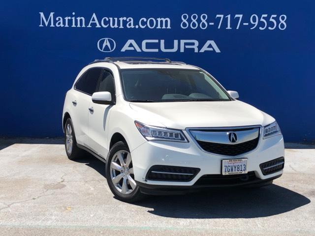 2014_Acura_MDX_FWD 4dr Advance/Entertainment Pkg_ Bay Area CA