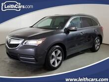 2014_Acura_MDX_FWD 4dr Tech Pkg_ Cary NC