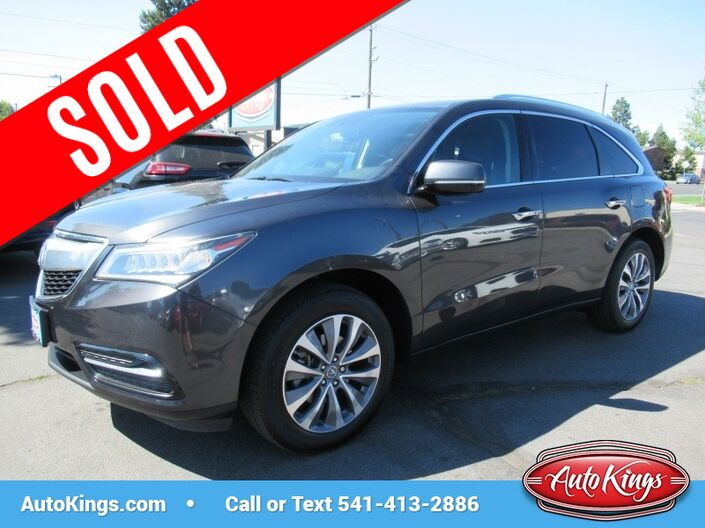 2014 Acura MDX SH-AWD Tech Pkg Bend OR