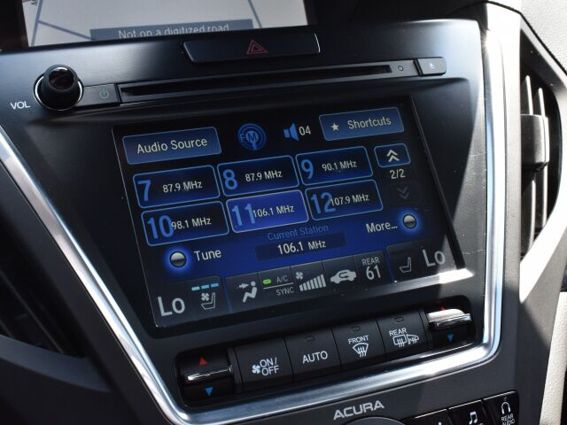 2014 Acura MDX SH-AWD with Advance and Entertainment Packages Aiken SC