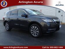 Acura MDX SH-AWD with Technology Package 2014