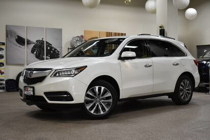 2014_Acura_MDX_Tech Pkg_ Boston MA
