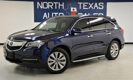2014_Acura_MDX_Tech Pkg_ Dallas TX