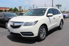 2014_Acura_MDX_Tech Pkg_ Fort Wayne Auburn and Kendallville IN