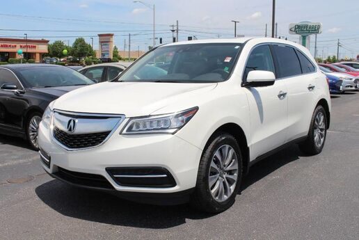 2014 Acura MDX Tech Pkg Fort Wayne Auburn and Kendallville IN