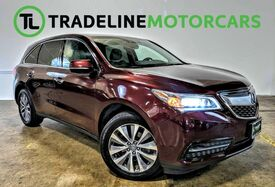 2014_Acura_MDX_Tech Pkg SUNROOF, REAR VIEW CAMERA, LEATHER AND MUCH MORE!!!_ CARROLLTON TX