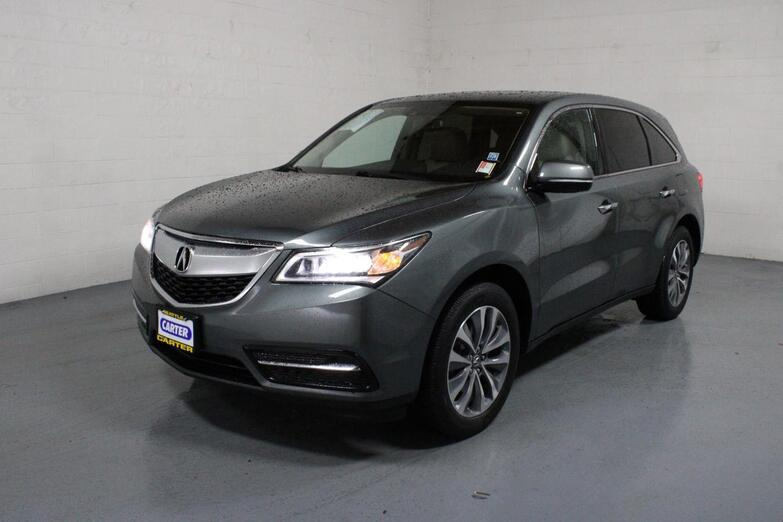 2014 Acura MDX Tech Pkg Seattle WA