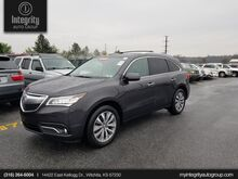 2014_Acura_MDX_Tech Pkg_ Wichita KS