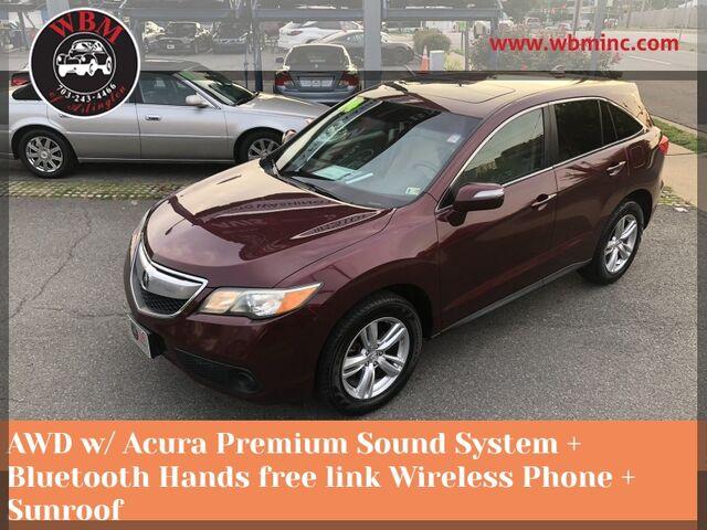 2014 Acura RDX AWD Arlington VA