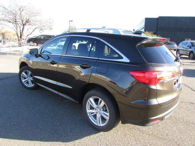 2014 Acura RDX AWD with Technology Package Albuquerque NM