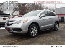 2014_Acura_RDX_Base_ Lexington MA
