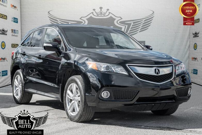 2014 Acura RDX TECH PACKAGE BACK UP CAMERA Toronto ON