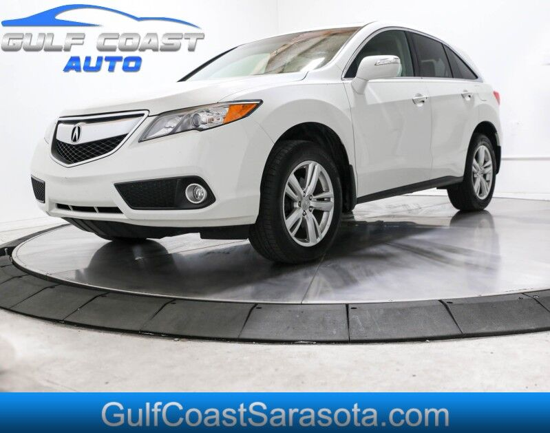2014 Acura RDX TECH PKG LEATHER NAVI SUNROOF EXTRA CLEAN SUV