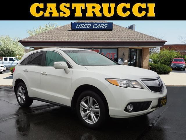 2014 Acura RDX Technology Package Dayton OH