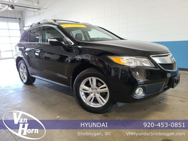 2014 Acura RDX Technology Package Milwaukee WI