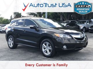 Acura RDX Technology Package NAV BACKUP CAM SUNROOF LEATHER POWER PKG 2014
