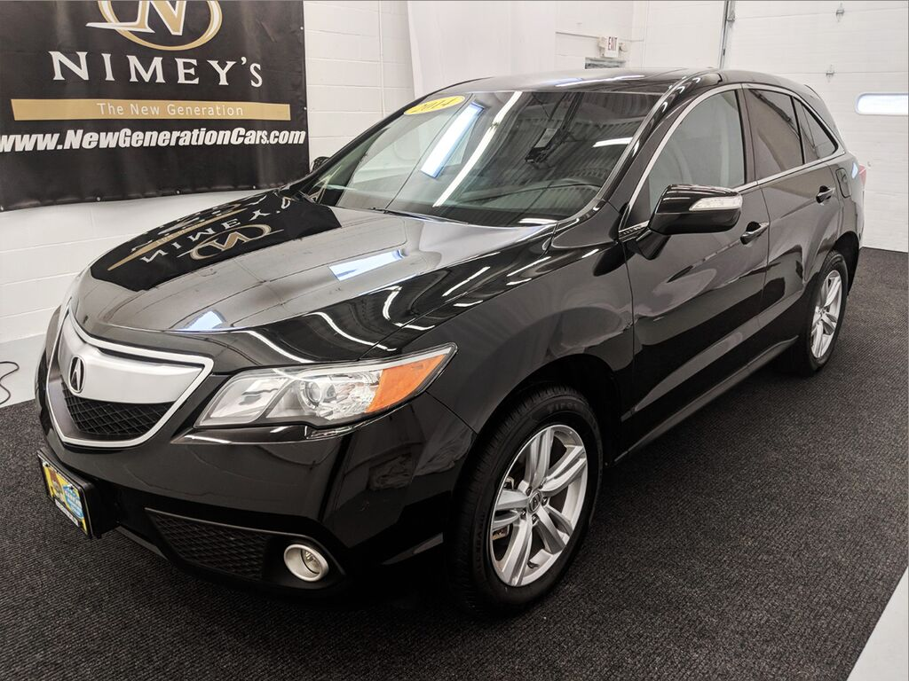 2014_Acura_RDX_Technology Package_ Utica NY