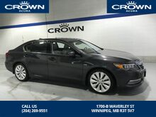 2014_Acura_RLX_AWD HYBRID ELITE LOCAL ONE OWNER 100% CLEAN CARPROOF_ Winnipeg MB