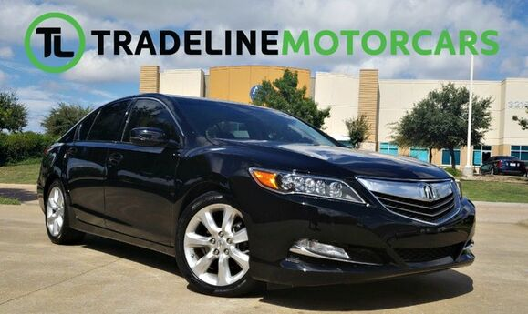 2014 Acura RLX LEATHER SUNROOF, NAVIGATION, AND MUCH MORE!!! CARROLLTON TX