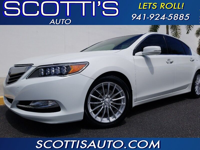 2014 Acura RLX Navigation ~GREAT COLORS~ CLEAN CARFAX~