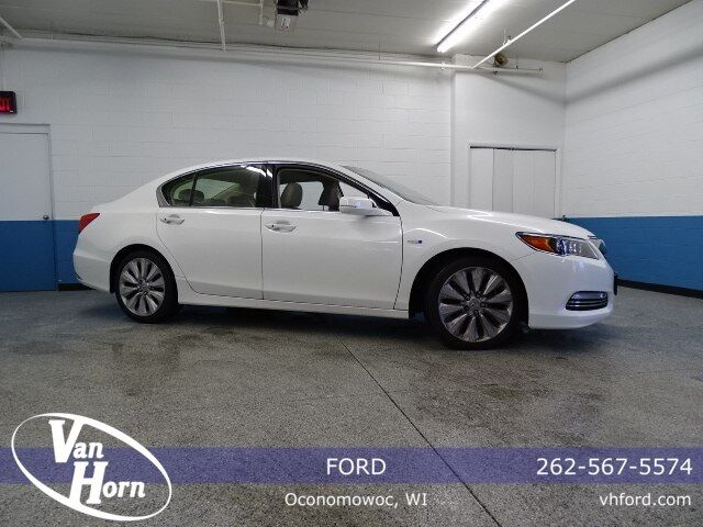 2014 Acura RLX Sport Hybrid Technology Package Plymouth WI