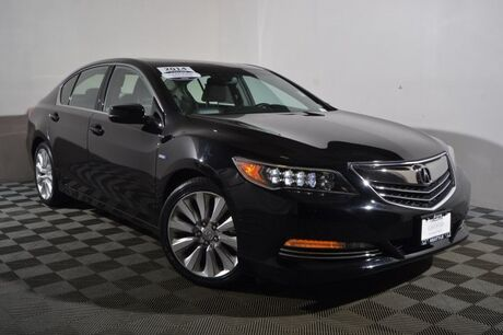 2014 Acura RLX Sport Hybrid Technology Package Seattle WA