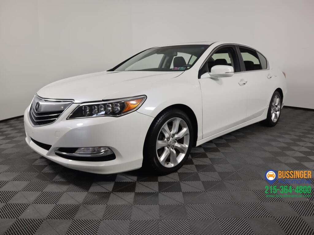 2014 Acura RLX w/ Navigation Feasterville PA
