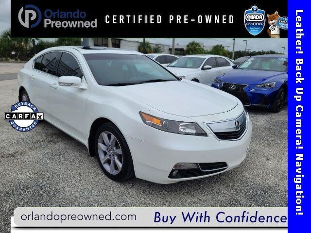 2014 Acura TL 3.5 Orlando FL